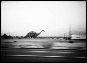 Dinosaur, Route 40