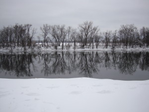 Connecticut River, Winter