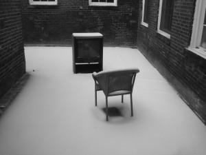 Courtyard TV