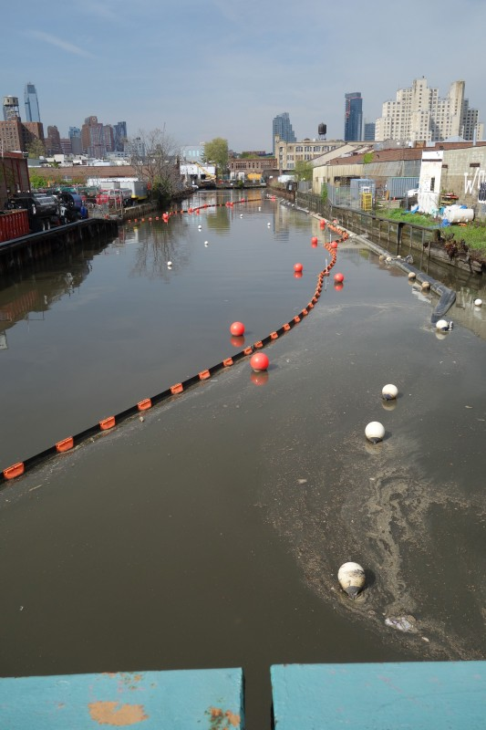 Gowanus Canal at Union