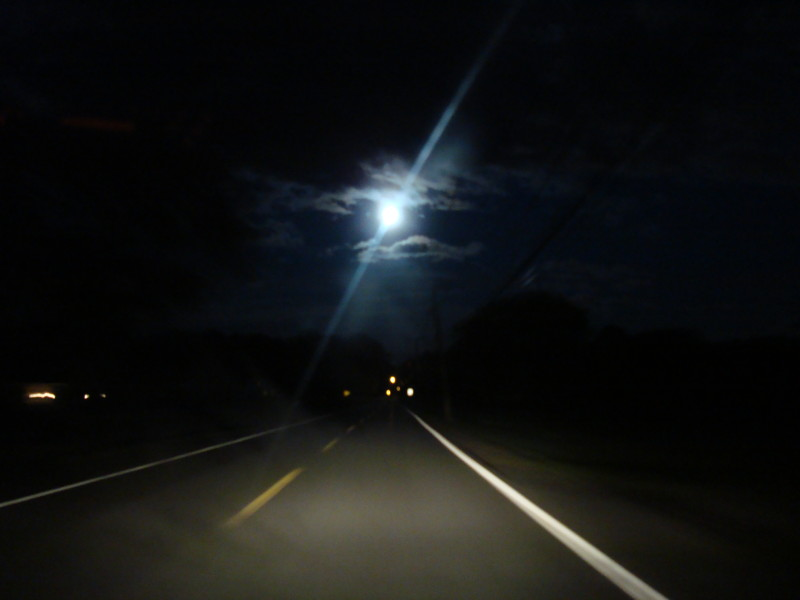 Highway 91, Full Moon