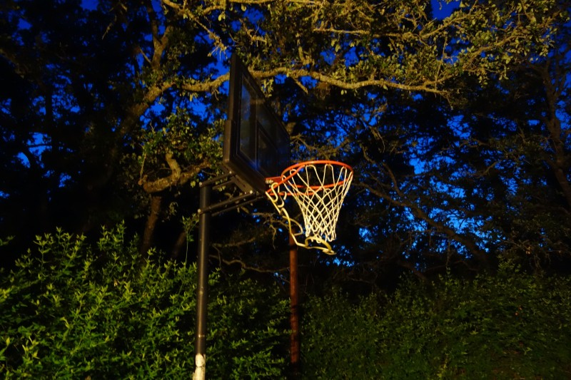 Mark's Basketball Hoop