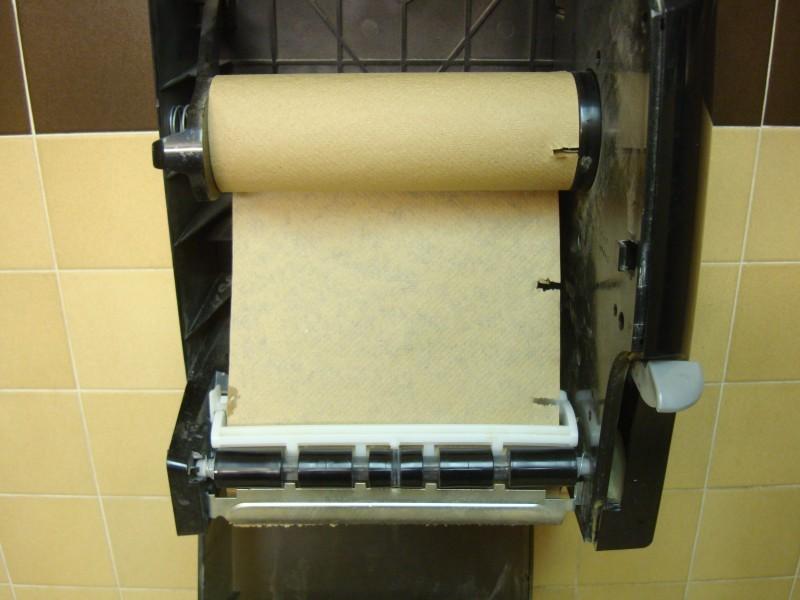 Paper Towel Open