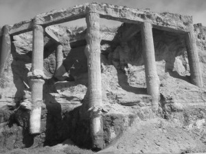 Ruins, Half Moon Bay