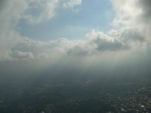Sky over Las Vegas