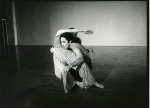 Alito Alessi with unknown dancer