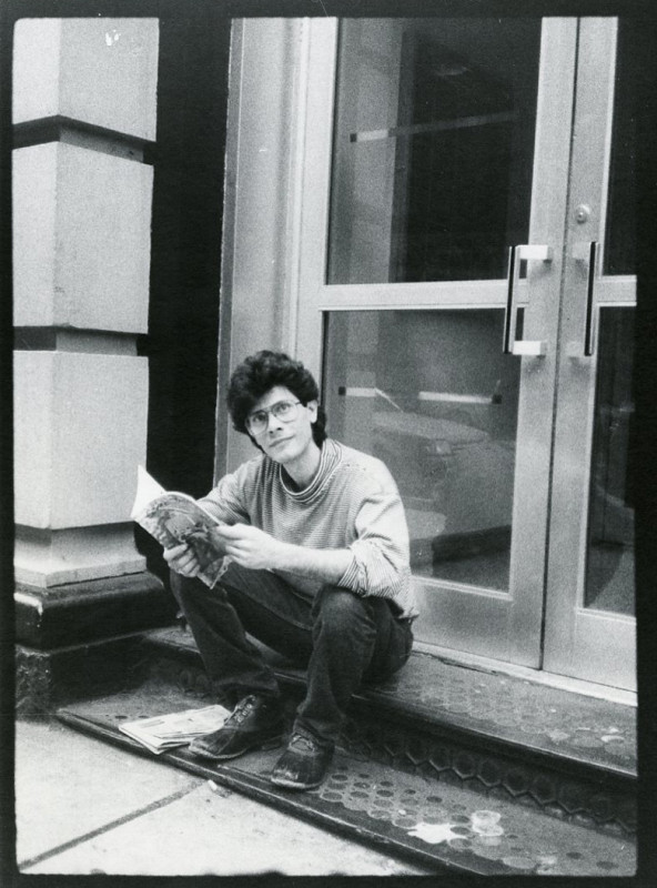 Andy Warshaw on Stoop