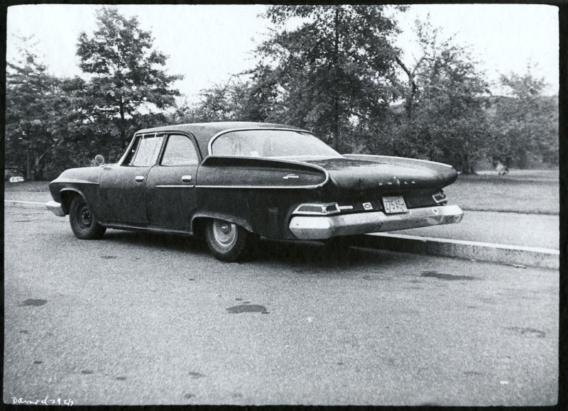 Early Sixties Dodge Ass End