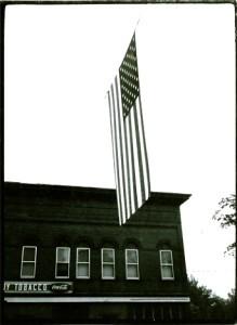 Flag at Birds - PHILADELPHIA