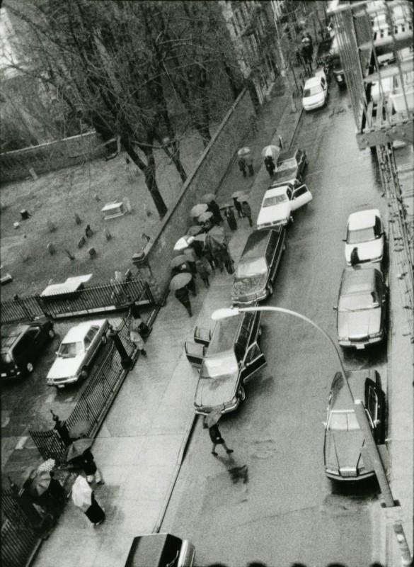 Mott Street Umbrellas
