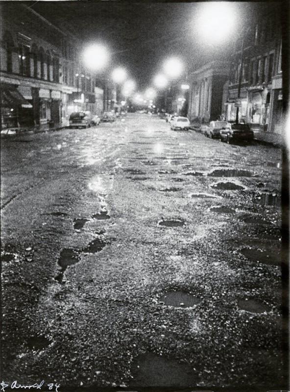 Pleasant Street Potholes