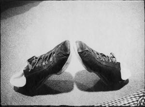 Running Shoe Balance