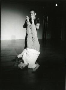 Simone Forti, David Zambrano