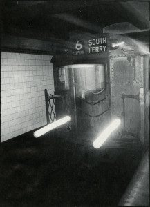 South Ferry Subway and Lights