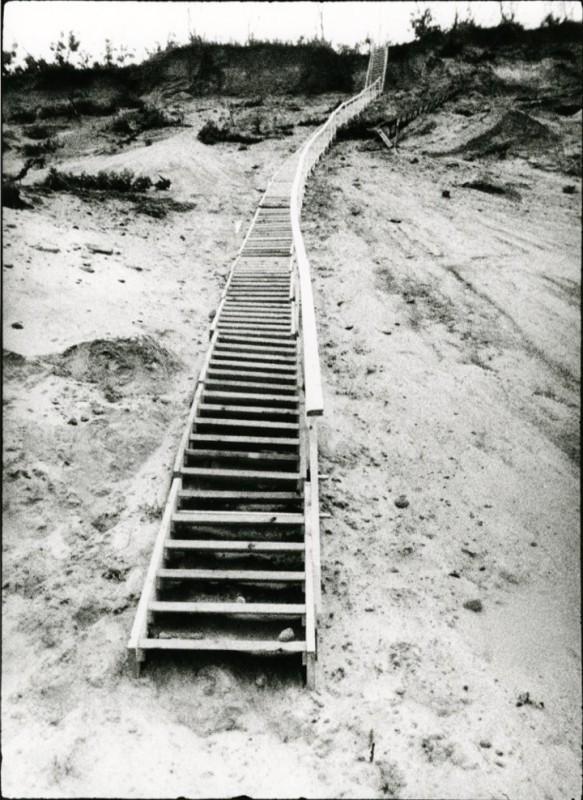 Stairs Chilmark Close