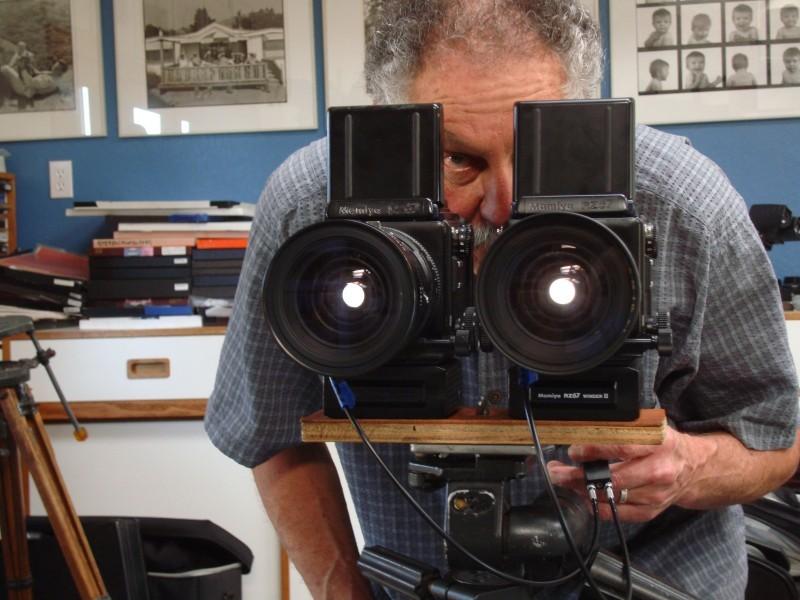 Art Rogers 3D Cameras