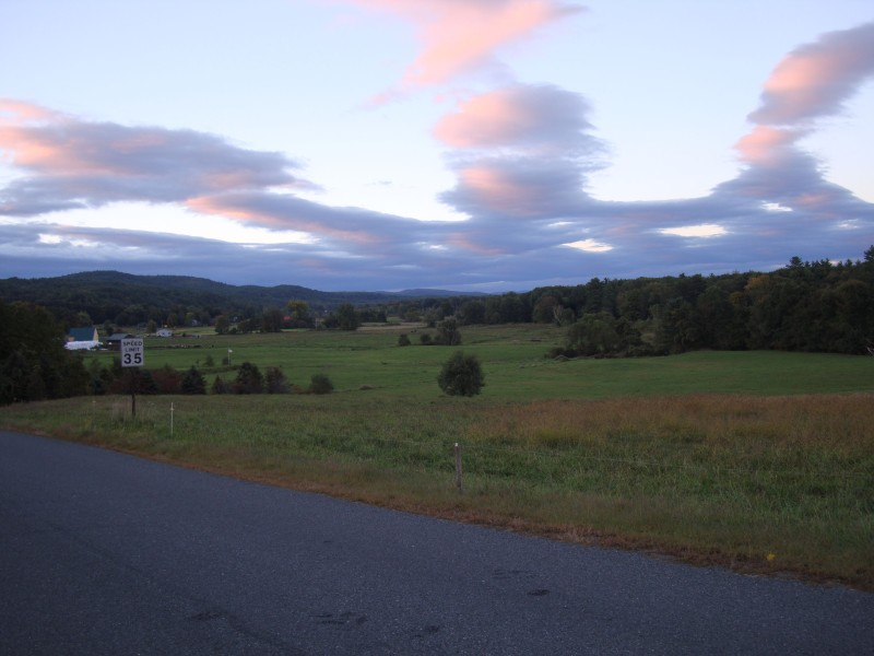 North Road Whately, MA.