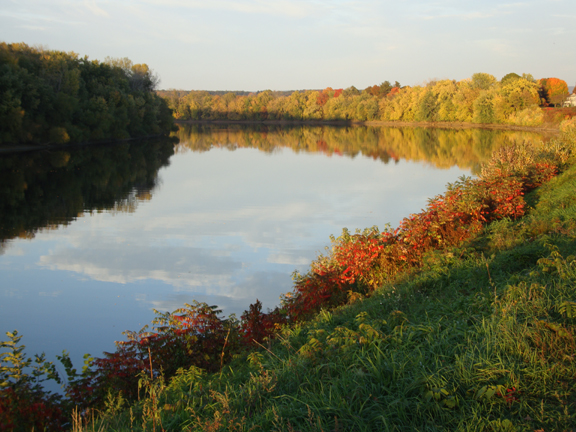 Connecticut River, Fall, North